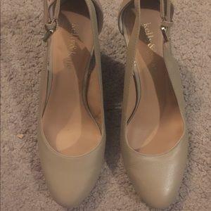 Kelly & Katie wedge heels size 7